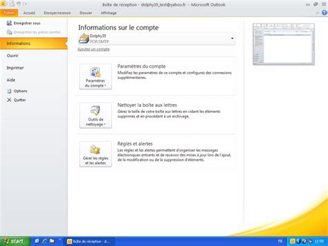 outlook 2010 technical preview www outlook developpez
