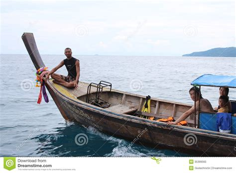 Types Of Native American Boats by Long Tail Boat Editorial Image Image Of Characteristic