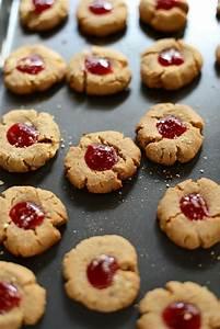 Kekse Mit Marmelade : vegan backen einfache kekse die gesund und lecker sind ~ Markanthonyermac.com Haus und Dekorationen