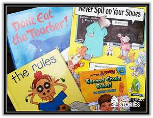 Creating Classroom Rules, part 3 ~ Rule Read-alouds ...