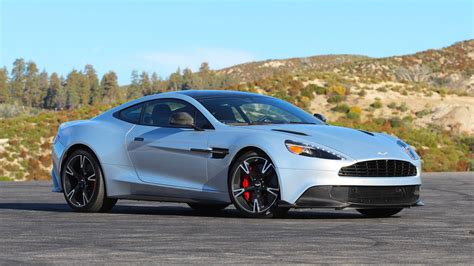 2018 Aston Martin Vanquish S Coupe Review Going Out With