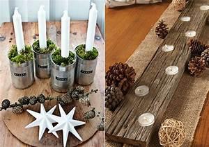 Haus Weihnachtlich Dekorieren : kerzen dekoideen f r mehr romantik in den kalten wintertagen freshouse ~ Markanthonyermac.com Haus und Dekorationen