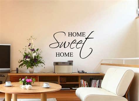 stickers home sweet home dans une version plus carr 233 e
