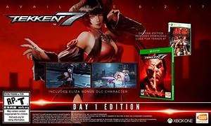 Tekken 7 Release Date Announced With New Trailer • The ...