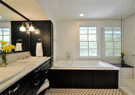 + Black And White Bathroom Designs, Decorating Ideas