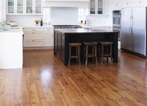 4 Good And Inexpensive Kitchen Flooring Options Kitchen Microwave Cabinet And Cabinets By Design Bertch Which Paint For Dura Supreme Organization Solutions Refinishing With Stain Pricing