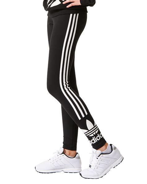 Adidas Leggings Damen Women Stretch Hose Turnhose