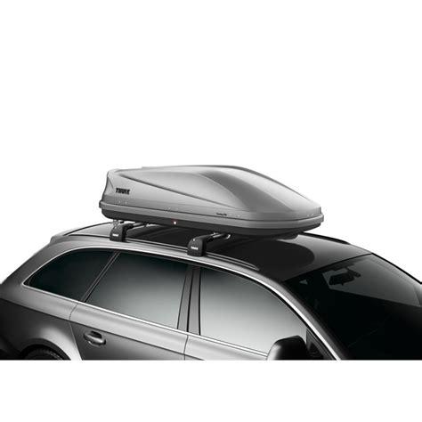 coffre de toit taille m thule touring 200 gris 400 l norauto fr