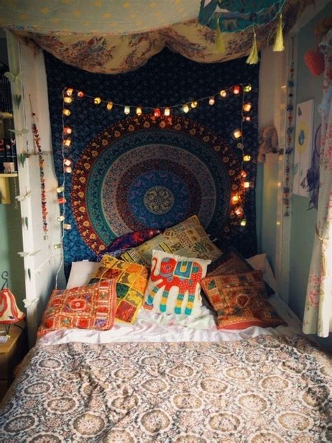 bedroom ideas in boho chic style room decorating ideas