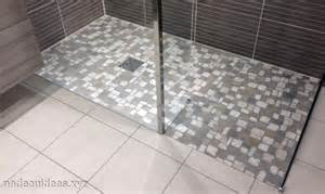 carrelage sol salle de bain galet peinture faience salle de bain