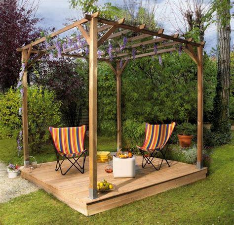 d 233 coration jardin pergolas et tonnelles pour vos jardins pratique fr