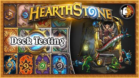 hearthstone legend jade druid deck testing
