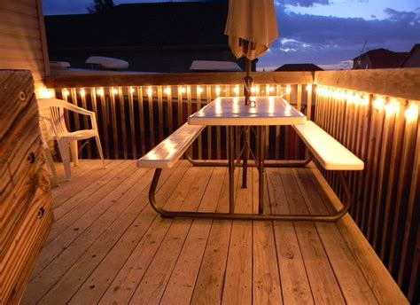 Patio And Deck Lighting Ideas by Outdoor Lighting Ideas With Cool Illumination Settings
