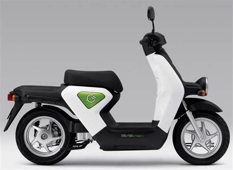 Honda Unveils Allnew Electric Scooter, The Evneo