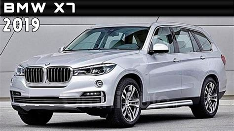 2019 Bmw X7 Suv Series Redesign
