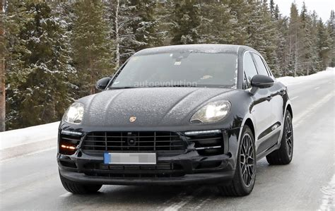 2018 Porsche Macan Facelift, Turbo, S, Gts, Engine