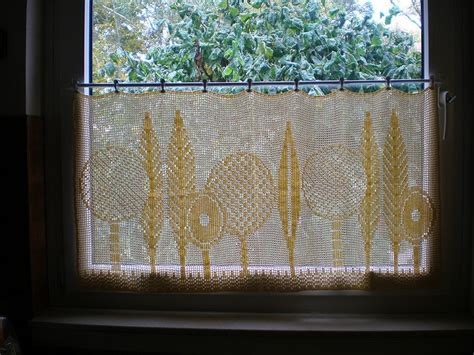 Best 25+ Crochet Curtain Pattern Ideas On Pinterest Patterned Beaded Door Curtains Over Bamboo Shades Help Choosing Curtain Colors Outdoor India Valance Track Set Standard Shower Length Uk Fabrics Adelaide Cotton Rich Mauve Stripe Eyelet Next