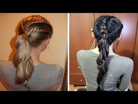 20 Spectacular Mermaid Hairstyles That Will Get You Noticed Easy Hairstyles For Long Thick Hair Bridal Round Face Shapes Half Up Short Photos Of African Braided Square Faces And Fine 2016 Put Care Over 50 Updo Thin