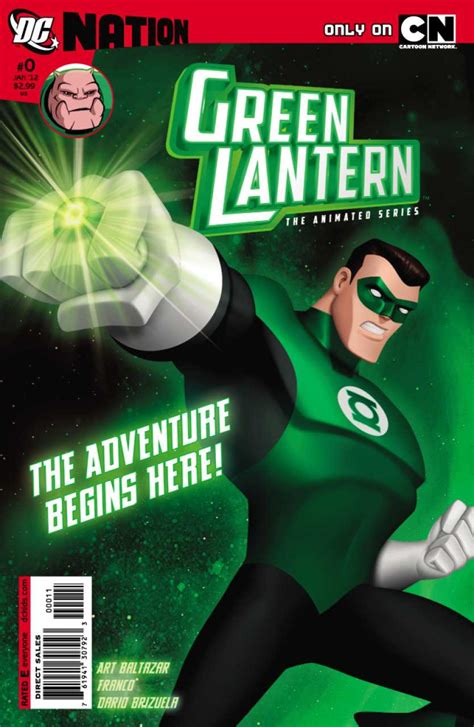 chris is on infinite earths green lantern the animated series 0 2012