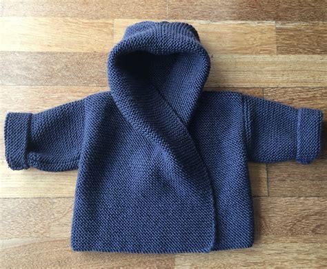 Garter Stitch Little One Knitting Patterns