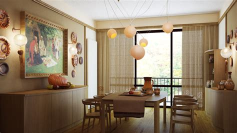 15 Gorgeous Dining Room Curtains  Home Design Lover