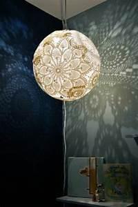 Schlafzimmer Lampe Selber Machen : lampe selber machen 30 einmalige ideen ~ Markanthonyermac.com Haus und Dekorationen