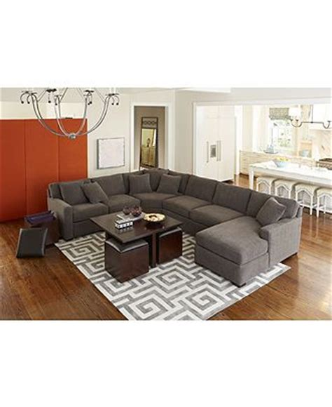 Radley Sectional Sofa Macys by Radley Fabric Sectional Living Room Furniture Sets
