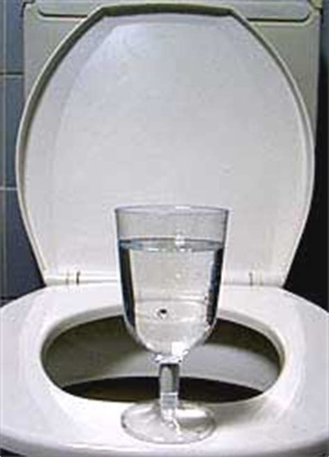 students drink toilet water for 10 years