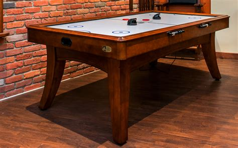jeux de hockey sur table table de hockey sur coussin d air table de hockey traditionnelle