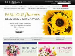 Debenhams Flowers discounts, voucher codes - 10% august ...