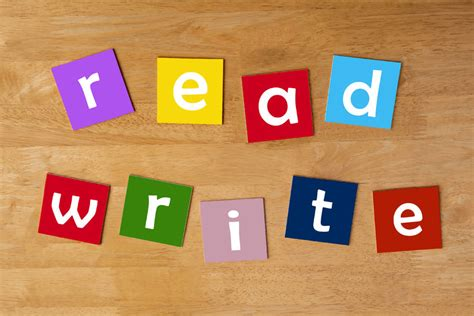 The Reading And Writing Connection  Mom It Forward