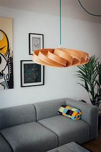 Hängelampe Selber Machen : lampe aus holzfurnier selber bauen living room cozy reading corners pinterest lampen ~ Markanthonyermac.com Haus und Dekorationen