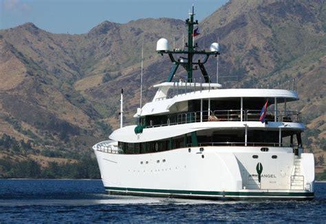 Ark Angel Boat by Motor Yacht Ark Angel Mitsubishi Heavy Industries