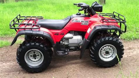 1999 Honda Foreman 400 Very Clean