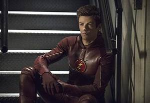 The Flash's Grant Gustin Is Down For A Supergirl Crossover