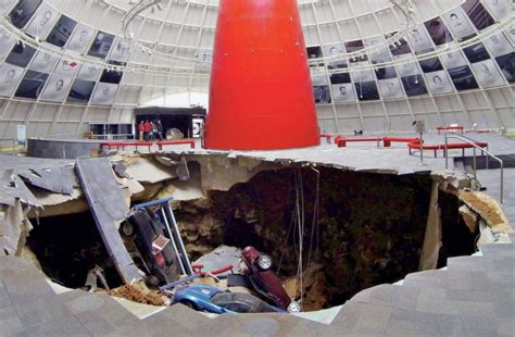 sinkhole studied with xylem technology impeller
