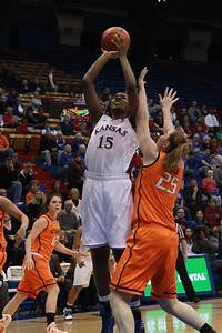 KU women's basketball vs. Oklahoma State / LJWorld.com