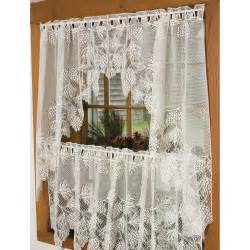 curtain vintage lace fabric top splendid design curtains pinecone ikea ideas spotlight