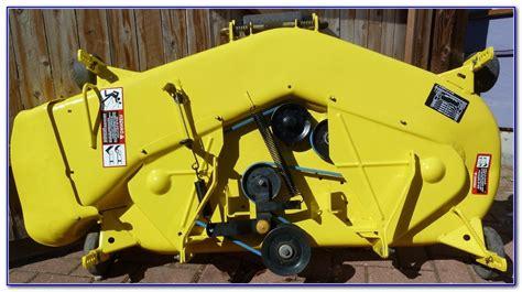 deere l110 mower deck belt diagram decks home decorating ideas 5qw74ekmz8