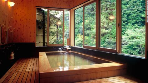 Japanese Inn Famous For Beautifying Baths  Cnncom