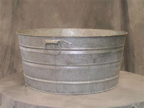 galvanized water trough bathtub metal bathtubs for sale home improvement