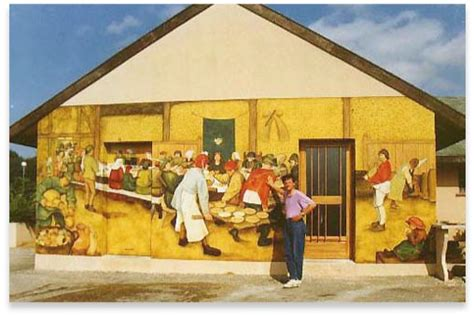 work d 233 coration fa 231 ades magasins en trompe l oeil fresques et peintures d 233 coratives sur