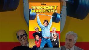 The Strongest Man in the World - YouTube