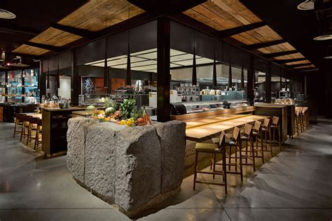 Yojisu restaurant, grocery and coffee shop, Aix les Milles ? France » Retail Design Blog