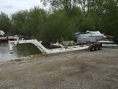 Boat Trailer Triple Axle Used by Myco Rvs For Sale