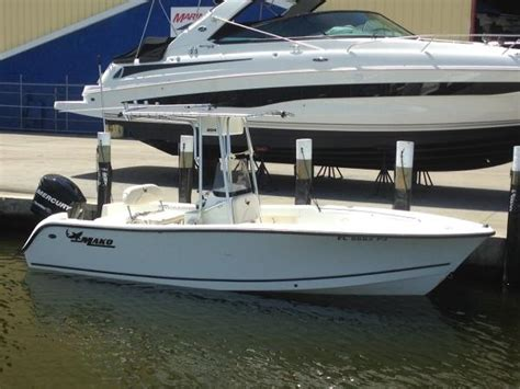 Mako Offshore Boats For Sale by Mako Offshore 204 Center Console Boats For Sale In Florida