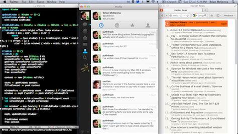 os x tiling window manager bam weblog