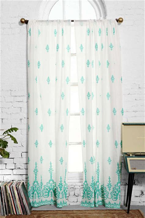 plum bow cora curtain everything turquoise