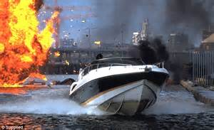 Boats Used In James Bond Movies by Chinese Billionaire Wang Jianlin Now World S 29th Richest