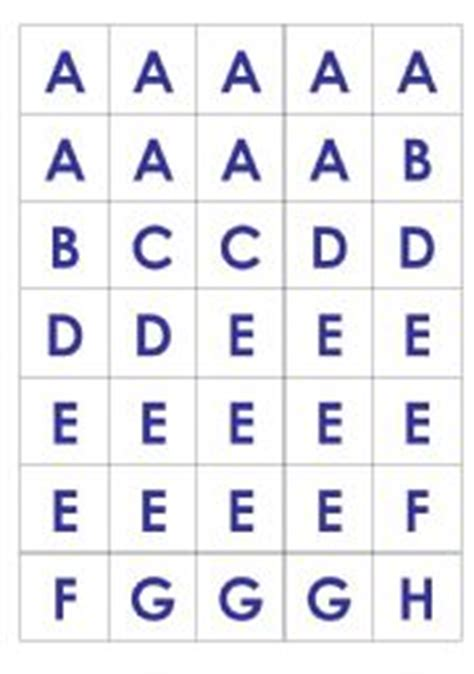 teaching worksheets scrabble